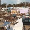 Confirman muerte de seis ancianos tras el paso de Irma