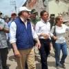 Peña Nieto visita localidad que fue epicentro del terremoto
