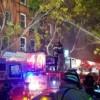 Incendio en NY dejó 14 heridos; cuatro bomberos lesionados