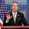 Jefe de presupuesto de Trump rechaza comentarios sobre reforma fiscal