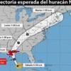 Nate podría llegar a Luisiana como huracán categoría dos