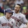 Astros va a Serie de Campeonato de LA de Grandes Ligas