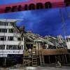 Alistan demolición de inmuebles en capital mexicana tras sismo