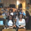 Presenta reporte escolar a comunidad Alto Manhattan