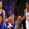Duelo Curry-Antetokounmpo anima jornada en NBA