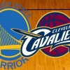 Golden State y Cleveland se miden en final adelantada de NBA