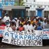 Mujeres cañeras haitianas reclaman residencia en Dominicana