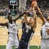 Pívot serbio Nikola Jokic marca récord en triunfo de Denver en NBA