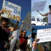 Estudiantes toman calles de EEUU para exigir control de armas