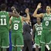 Boston por aumentar ventaja en playoffs de la NBA