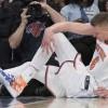 Estrella de NBA se pierde resto de la campaña por lesión