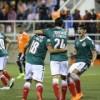 Equipo de fútbol dominicano Cibao FC rumbo a México