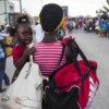 Decenas de miles de haitianos repatriados a su país