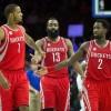 Houston podría eliminar a Warriors en final oeste de la NBA