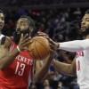 Rockets de Houston frente Pistons de Detroit en la NBA