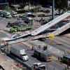 Asciende a seis cantidad de muertos por colapso de puente en Miami