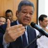 Primarias abiertas solo podrían materializarse de manera forzada, según Leonel Fernández