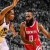 Houston y Golden State definirán rival de Cleveland en la NBA