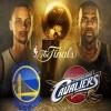 Warriors-Cavaliers disputan primer partido de la final de la NBA