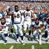 Protestan contra política de la NFL sobre himno estadounidense