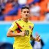 Colombia pendiente de James Rodríguez en Mundial Rusia-2018