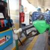 Bajan precios del combustibles en el país