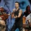 Cantante puertorriqueño Luis Fonsi ofrece concierto