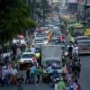 Concluyó protesta contra los precios del combustible