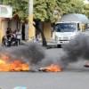 Paralizada por huelga ciudad de San Francisco de Macorís