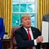 """Trump frena separación de familias, sigue la """"tolerancia cero"""""""