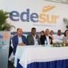 Edesur instala 24 horas en sectores de Santo Domingo Oeste y Quita Sueño