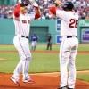 Medias Rojas muestra ocho éxitos seguidos en MLB