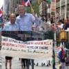 Este año menos quisqueyanos participan del Desfile Dominicano; haitianos asisten
