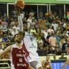 Dominicana derrotó a Chile en clasificatorio de baloncesto