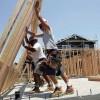 Aumentan inicios de construcción de casas en Estados Unidos