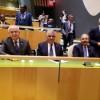 Presidente Danilo Medina se reúne con Donald Trump