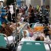 Escasez en hospitales de Indonesia para enfrentar daños del desastre