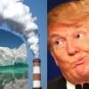 Para Trump el cambio climático ya no es un invento chino