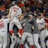 Medias Rojas de Boston avanza a la Serie Mundial