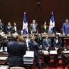 Diputados guardan minuto de silencio por víctimas de sismo en Haití