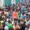 Miles de manifestantes en Haití protestan contra la corrupción
