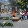 Ocho heridos y 11 detenidos dejan protestas en Bonao
