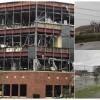 Reportan cuantiosos daños en sureste de EEUU por huracán Michael