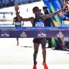Festejan triunfo de etíope en maratón de Nueva York
