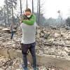 Reportan más de 200 personas desaparecidas aún por incendio