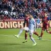 Inicio de semifinales de fútbol en EEUU cierra con empate