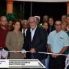 BANÍ | Alcalde Landestoy inauguró parque de comunidad Salinas