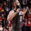 Harden amplía a 16 partidos racha con más de 30 puntos en NBA