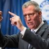 Alcalde llama a neoyorkinos a prepararse para lo peor si cierre de Gobierno Federal dura hasta marzo