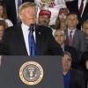 Donald Trump reconoce que pretende acabar con socialismo en el mundo